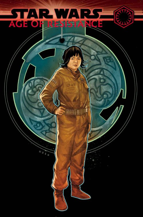 STAR WARS: AGE OF RESISTANCE--ROSE TICO #1