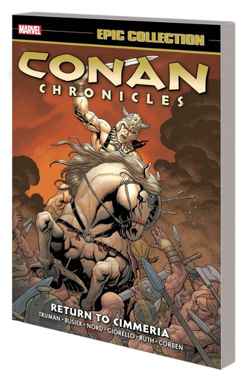 CONAN CHRONICLES EPIC COLLECTIONVOL 03: RETURN TO CIMMERIA