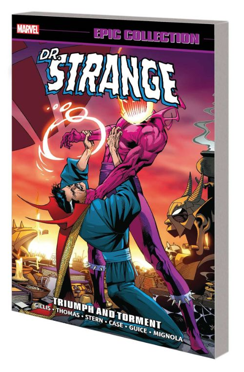 DOCTOR STRANGE EPIC COLLECTION VOL 08: TRIUMPH AND TORMENT