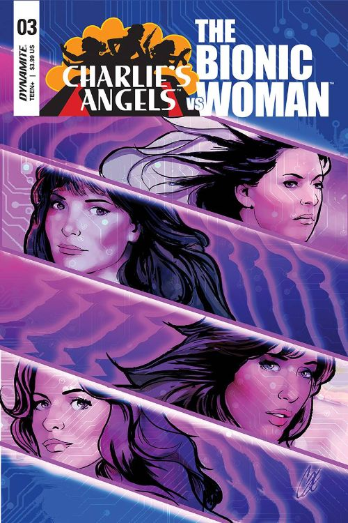 CHARLIE'S ANGELS VS. THE BIONIC WOMAN#3