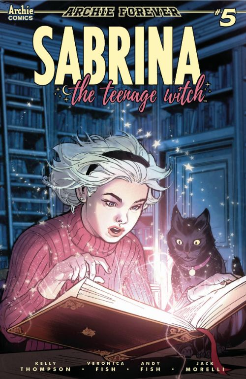 SABRINA THE TEENAGE WITCH#5