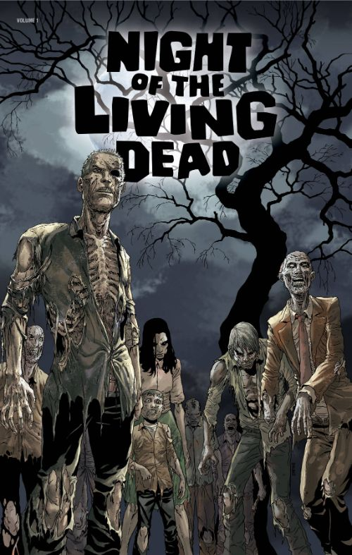 NIGHT OF THE LIVING DEADVOL 01