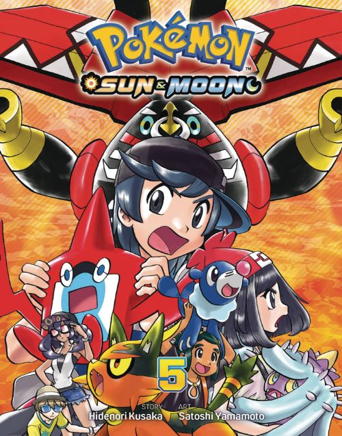 POKEMON: SUN AND MOONVOL 05