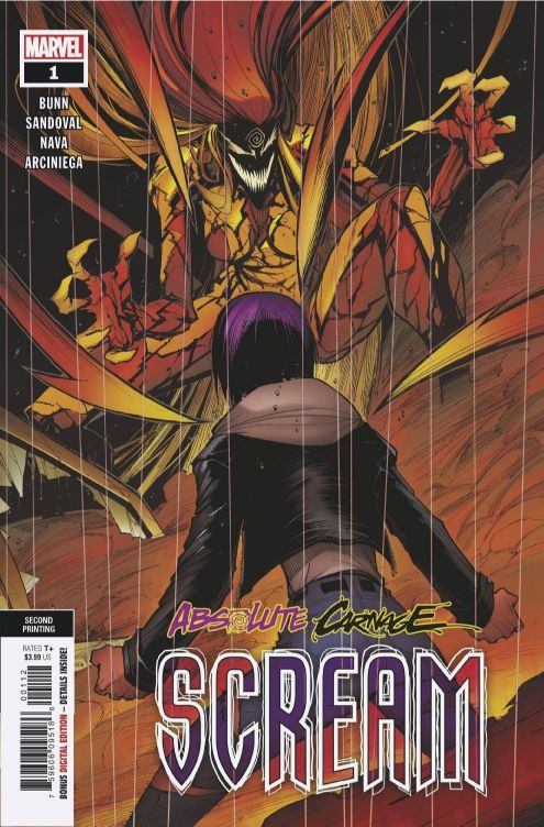 ABSOLUTE CARNAGE: SCREAM#1