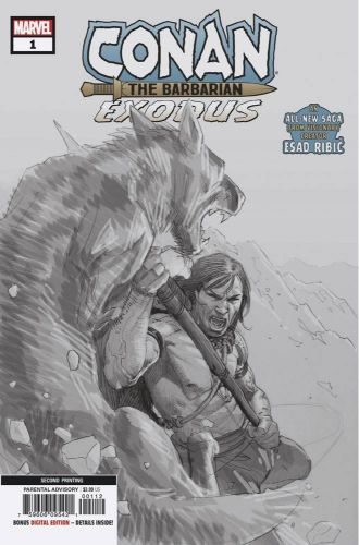 CONAN THE BARBARIAN: EXODUS#1