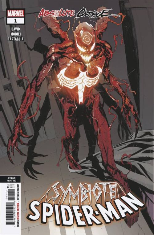 ABSOLUTE CARNAGE: SYMBIOTE SPIDER-MAN#1