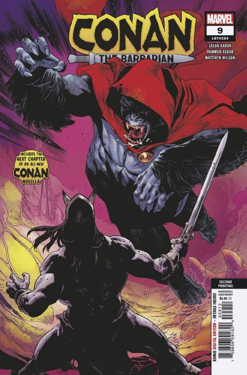 CONAN THE BARBARIAN#9