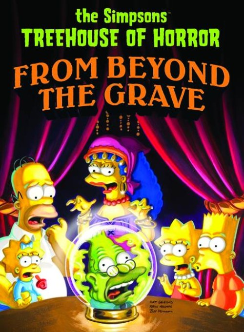 TREEHOUSE OF HORROR VOL 06: FROM BEYOND THE GRAVE