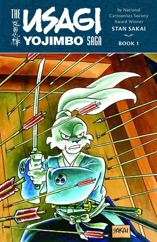 USAGI YOJIMBO SAGA BOOK 01
