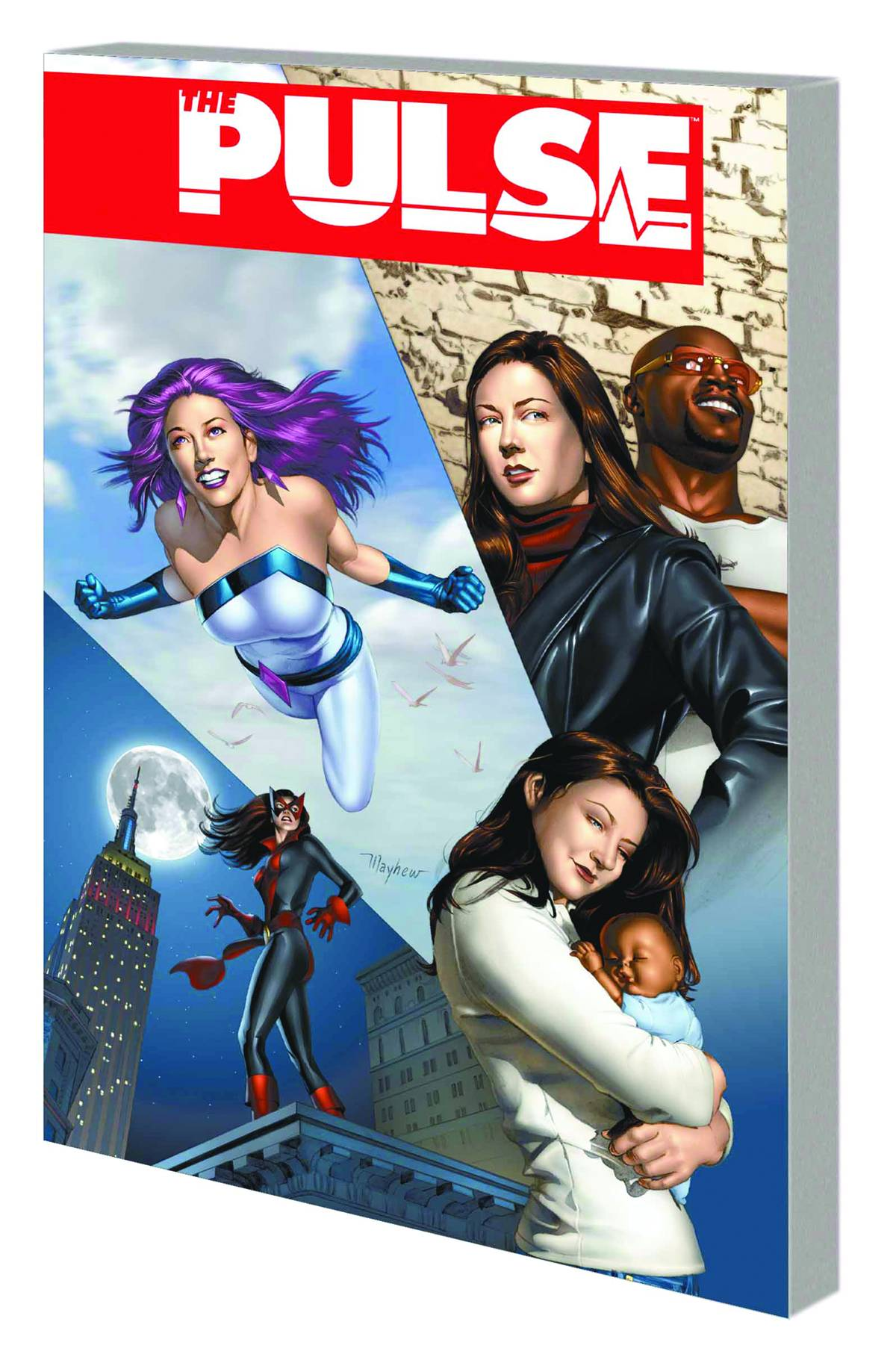 JESSICA JONES: THE PULSE--THE COMPLETE COLLECTION