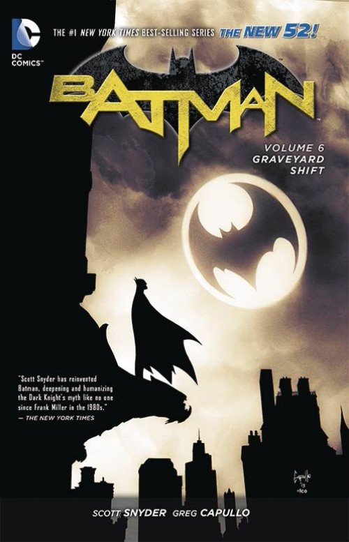 BATMAN VOL 06: GRAVEYARD SHIFT