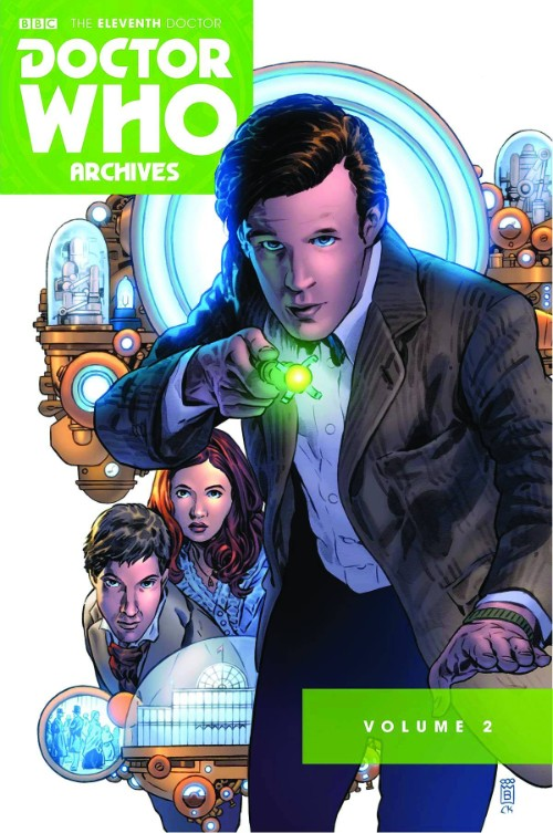 DOCTOR WHO: THE ELEVENTH DOCTOR ARCHIVES VOL 02