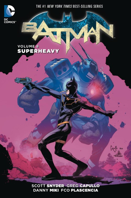 BATMAN VOL 08: SUPERHEAVY