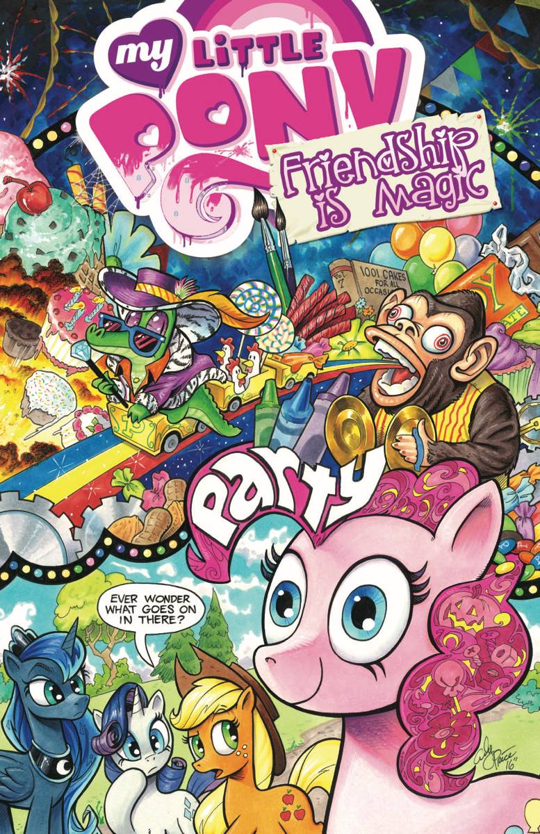 MY LITTLE PONY: FRIENDSHIP IS MAGIC VOL 10