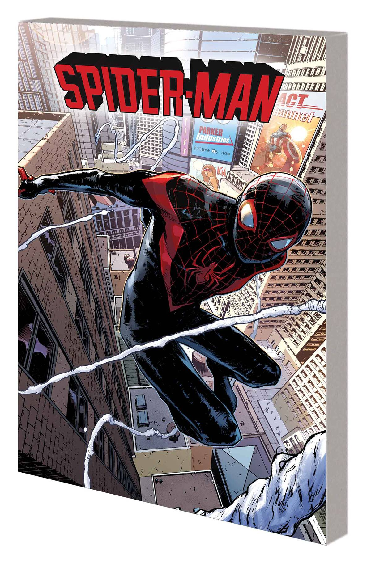 SPIDER-MAN: MILES MORALES VOL 01