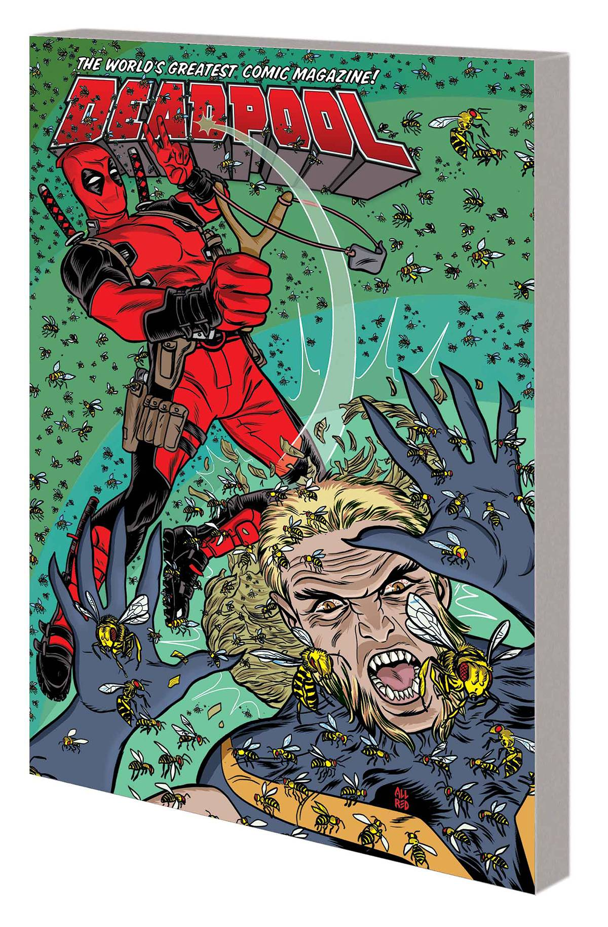 DEADPOOL: WORLD'S GREATEST VOL 03: DEADPOOL VS. SABRETOOTH