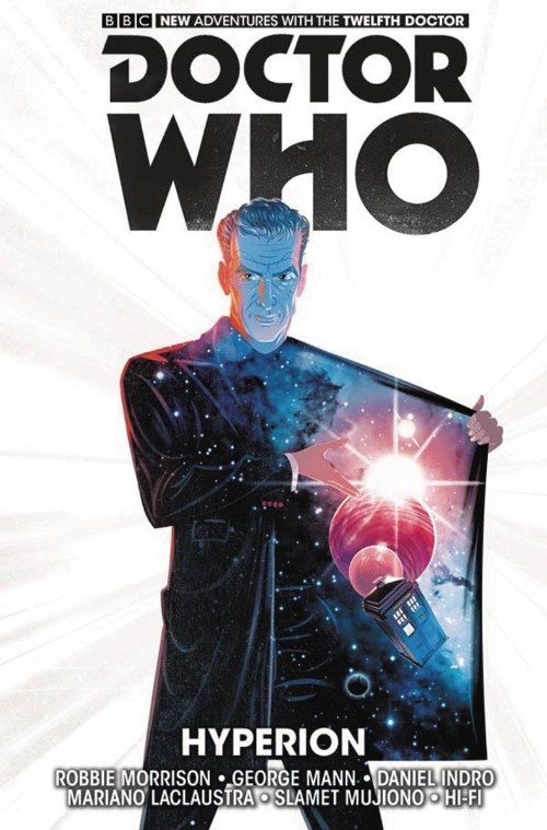 DOCTOR WHO: THE TWELFTH DOCTOR VOL 03: HYPERION