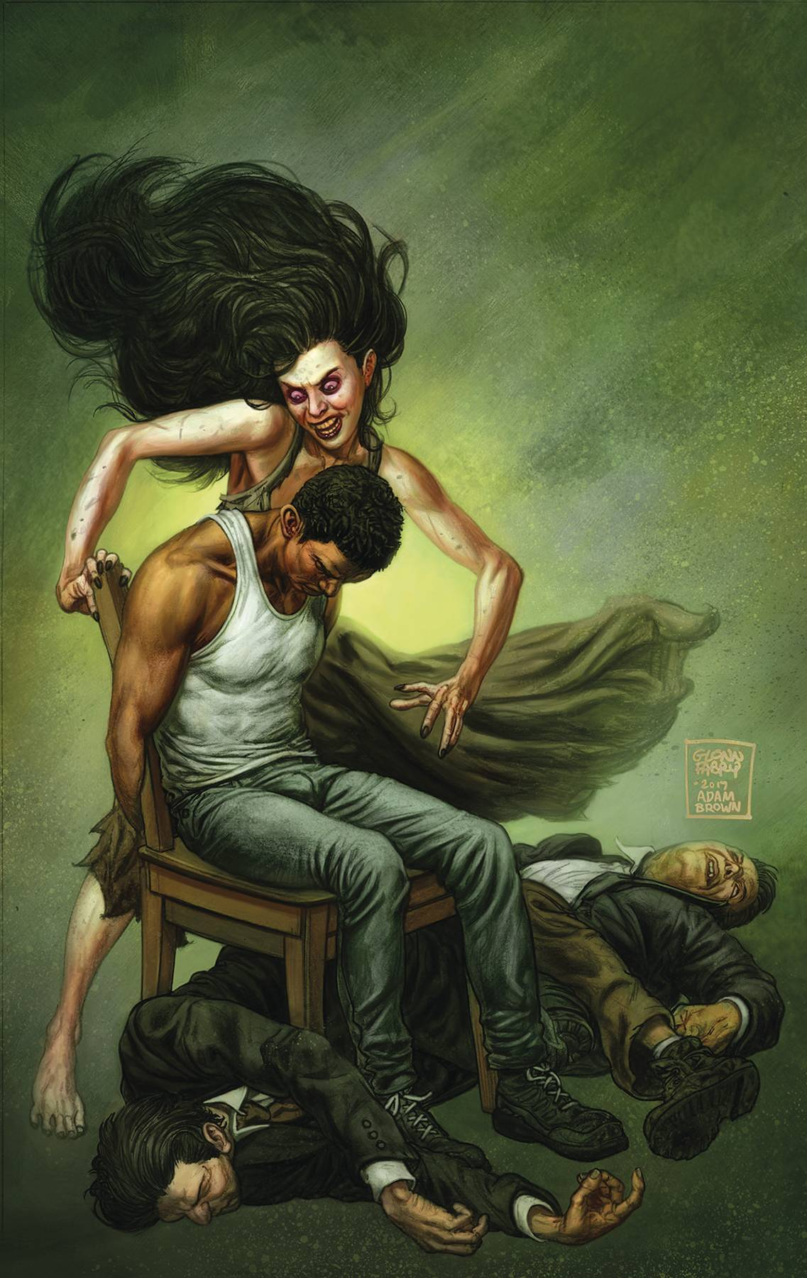 AMERICAN GODS: SHADOWS#6