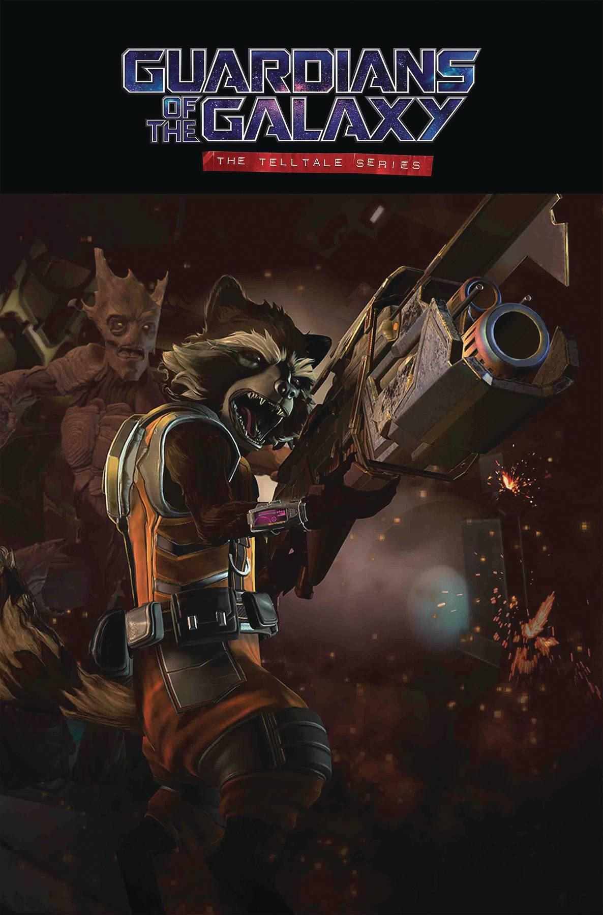 GUARDIANS OF THE GALAXY: THE TELLTALE SERIES#2