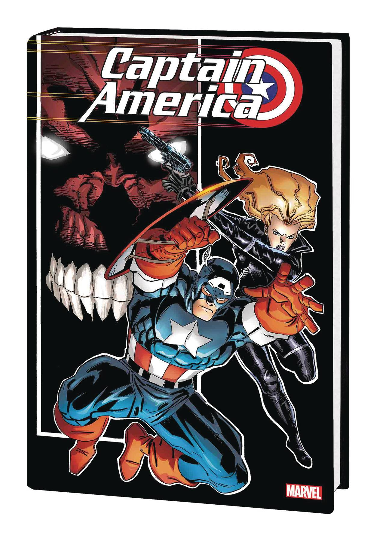 CAPTAIN AMERICA BY WAID AND GARNEY OMNIBUS