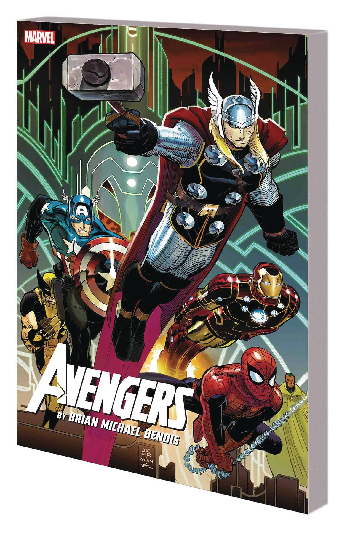 AVENGERS BY BRIAN MICHAEL BENDIS: THE COMPLETE COLLECTION VOL 01