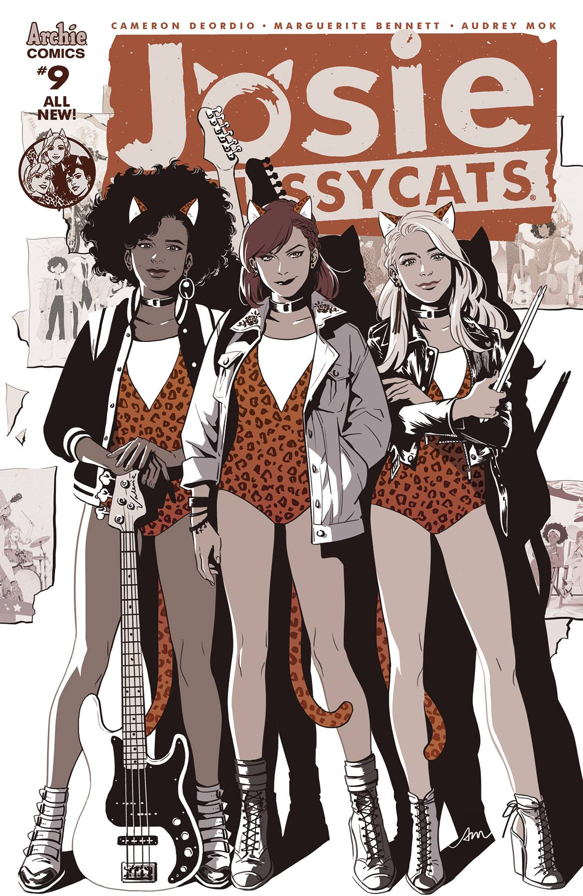 JOSIE AND THE PUSSYCATS#9