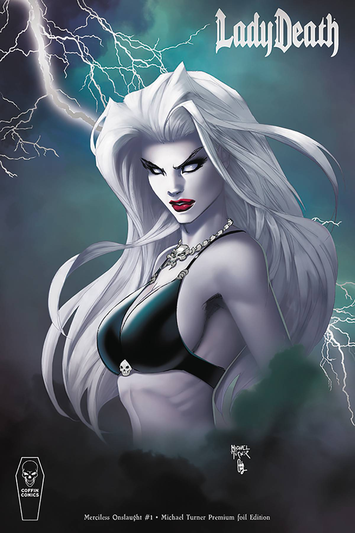 LADY DEATH: MERCILESS ONSLAUGHT#1
