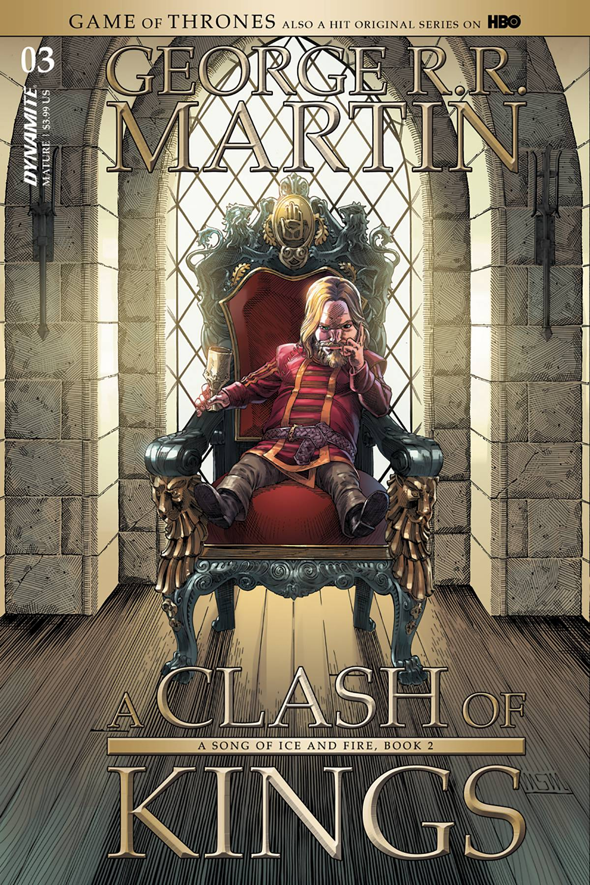 GAME OF THRONES: A CLASH OF KINGS#3