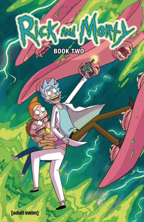 RICK AND MORTY BOOK 02