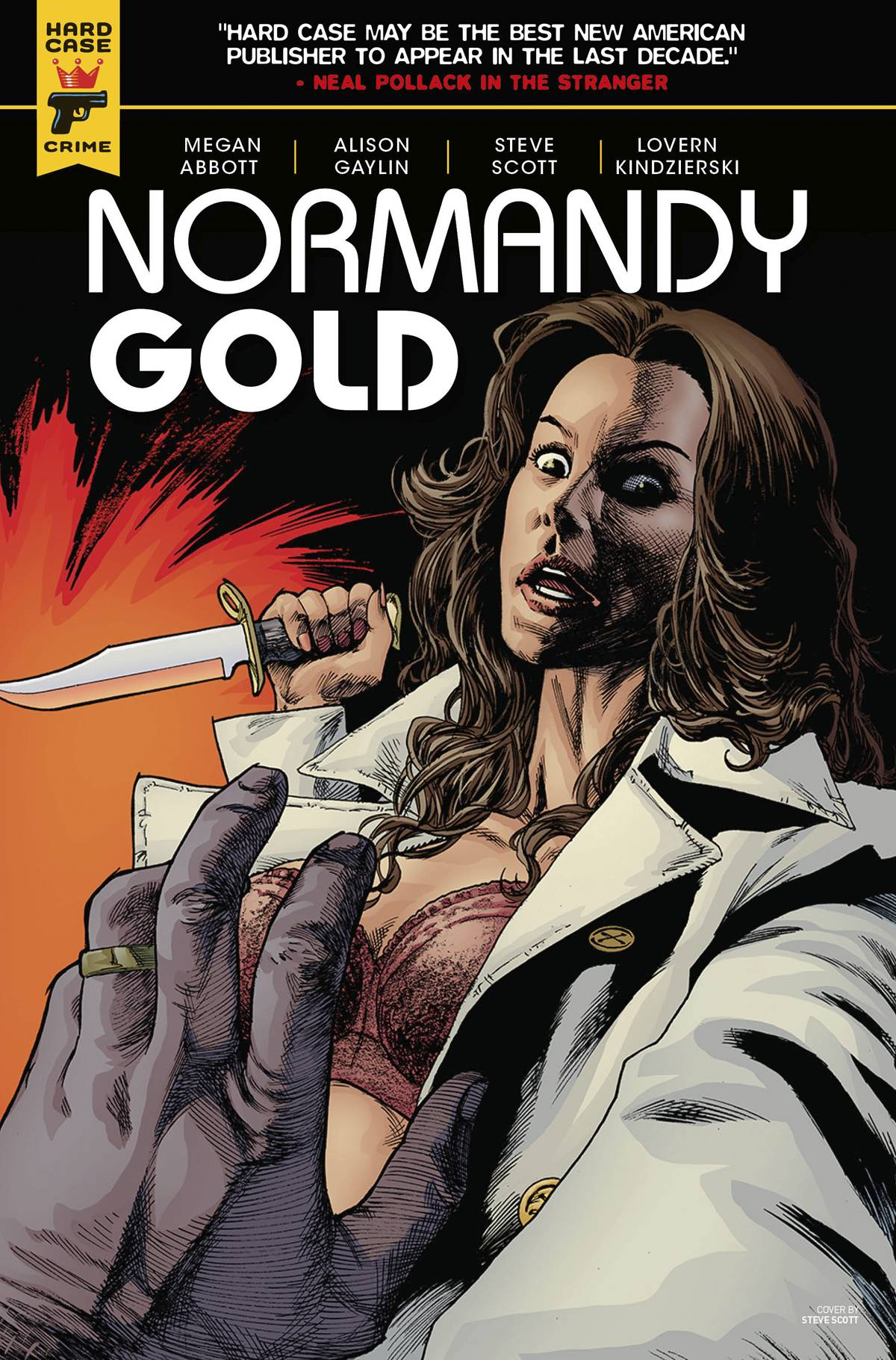 NORMANDY GOLD#3