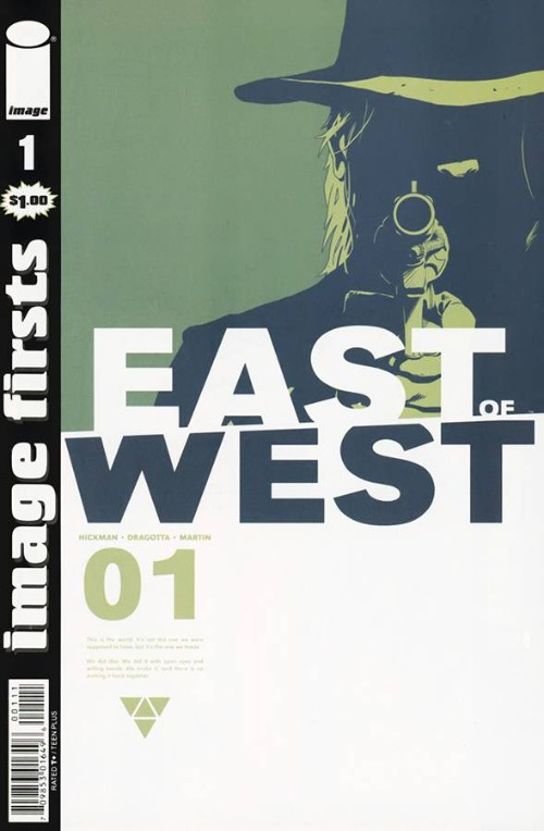 EAST OF WEST#1