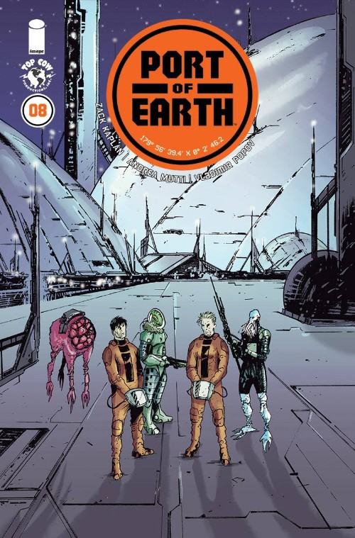 PORT OF EARTH#8