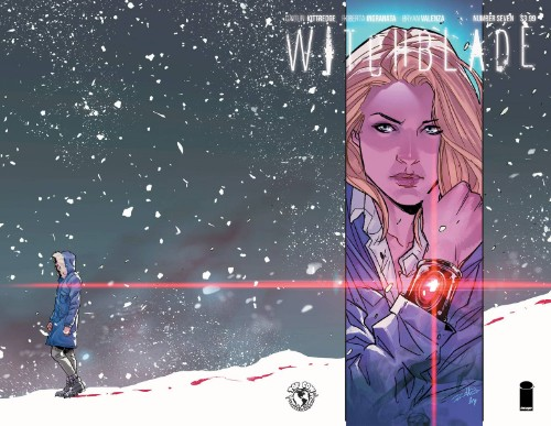 WITCHBLADE#7