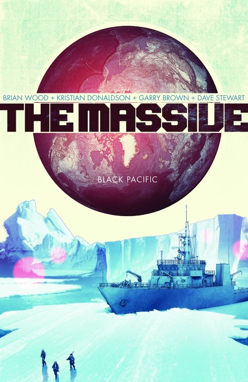 MASSIVEVOL 01: BLACK PACIFIC