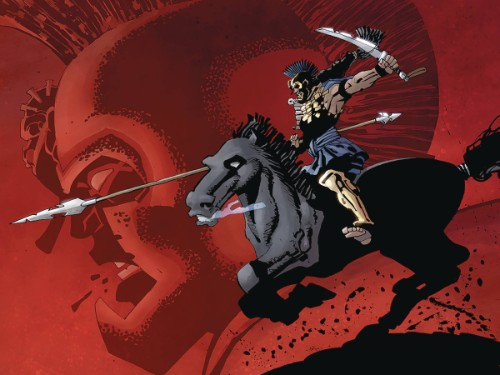 XERXES: THE FALL OF THE HOUSE OF DARIUS AND THE RISE OF ALEXANDER#5