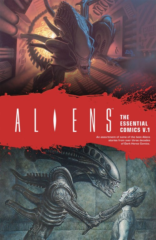 ALIENS: THE ESSENTIAL COMICS VOL 01