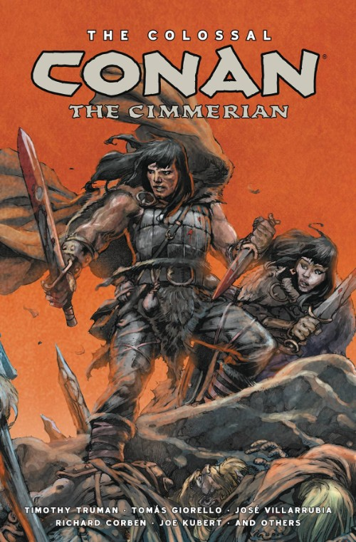 COLOSSAL CONAN THE CIMMERIAN