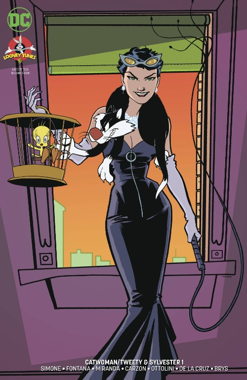 CATWOMAN/TWEETY AND SYLVESTER SPECIAL#1