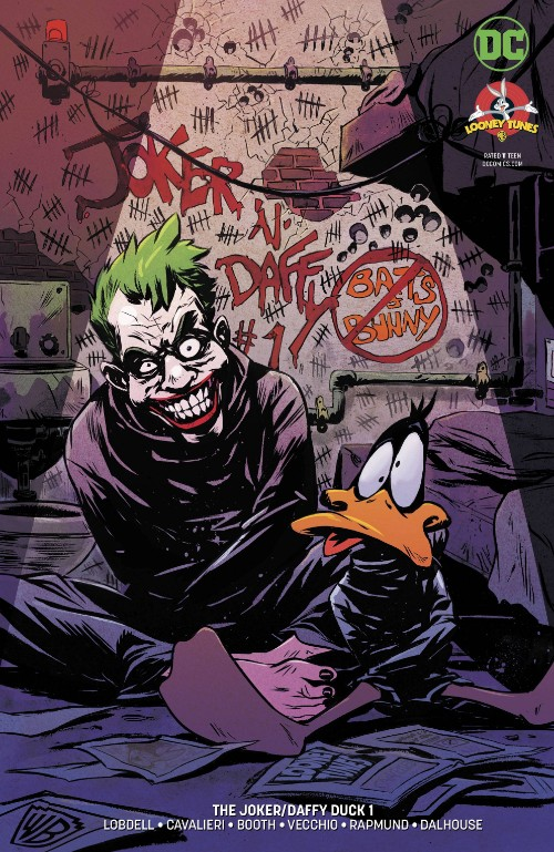 JOKER/DAFFY DUCK SPECIAL#1
