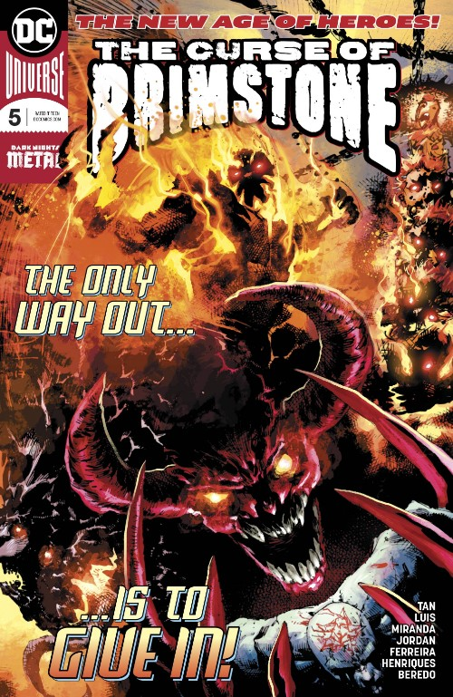 CURSE OF BRIMSTONE#5