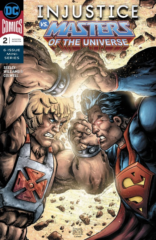 INJUSTICE VS. THE MASTERS OF THE UNIVERSE#2