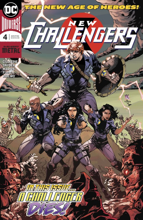 NEW CHALLENGERS#4