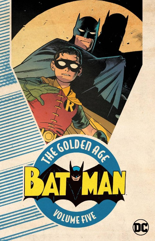 BATMAN: THE GOLDEN AGE VOL 05