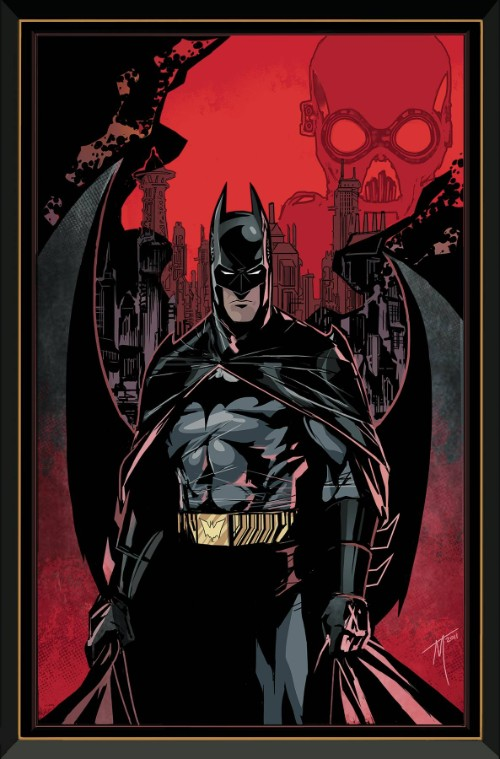 BATMAN: THE GATES OF GOTHAM DELUXE EDITION
