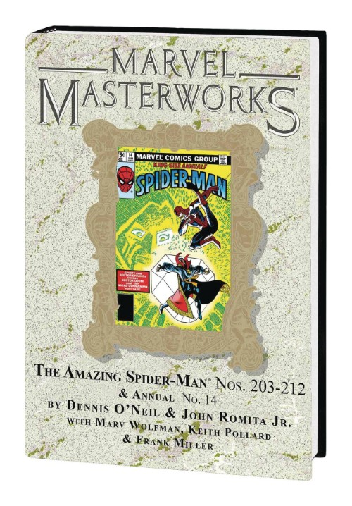 MARVEL MASTERWORKS: THE AMAZING SPIDER-MANVOL 20