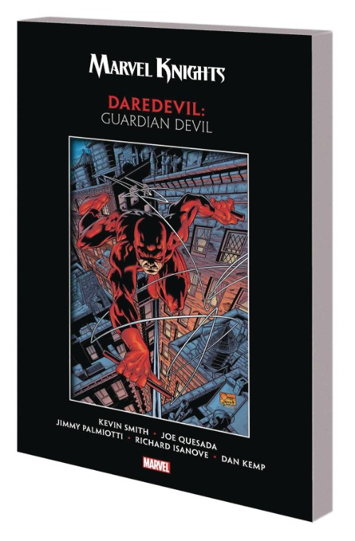 MARVEL KNIGHTS DAREDEVIL BY SMITH AND QUESADA: GUARDIAN DEVIL