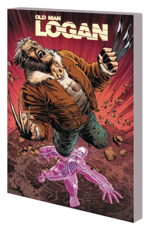 OLD MAN LOGAN VOL 08: TO KILL FOR
