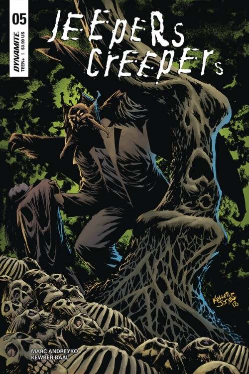 JEEPERS CREEPERS#5