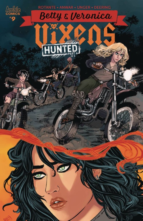 BETTY AND VERONICA: VIXENS#9