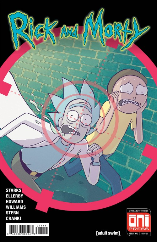 RICK AND MORTY#41